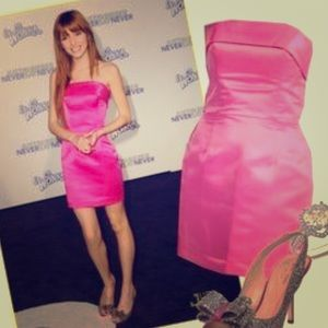 Betsey Johnson Duchess Strapless Mini Dress NWOT